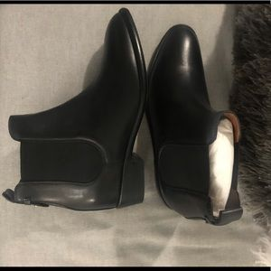 *NEW* Mulberry Black Chelsea Boots/Booties 👠👠👠
